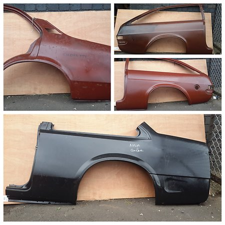 New Arrivals. Vauxhall rear quarters